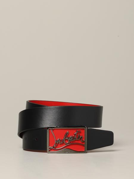 Belt men Christian Louboutin