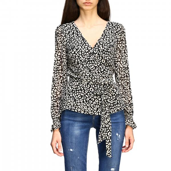 Michael Michael Kors blouse with floral print