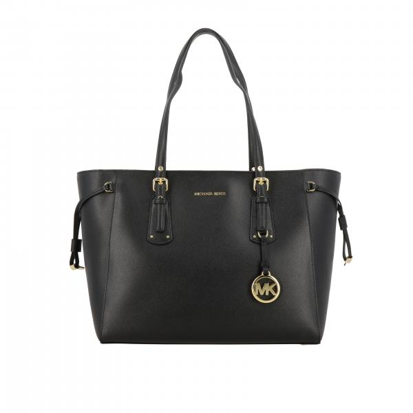 Michael Michael Kors Voyager leather bag