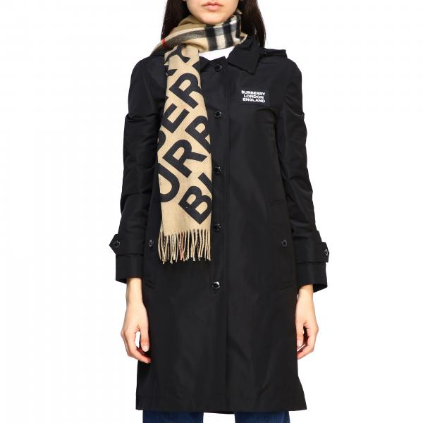 Sciarpa Burberry in cashmere double face