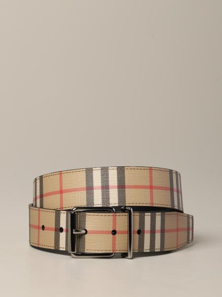 Belt men Burberry