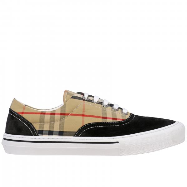 Trainers Burberry