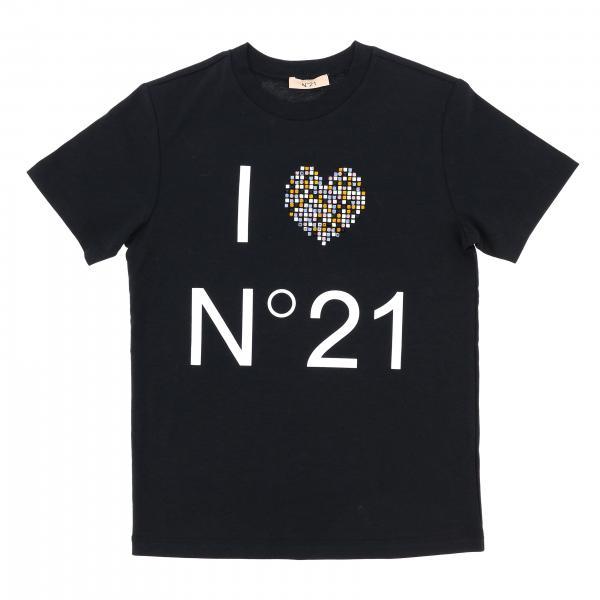 Camisetas niños N° 21