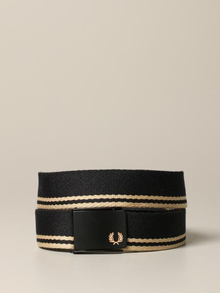 Belt men Fred Perry