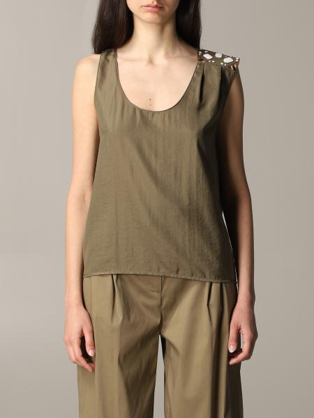 Patrizia Pepe top with applications