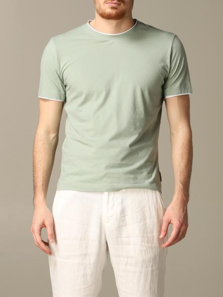 Paolo Pecora T-Shirt mit Kontrasten