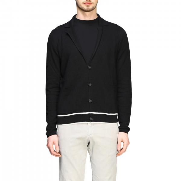 Paolo Pecora single-breasted knitted jacket