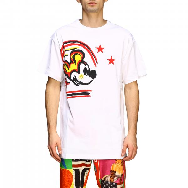 Iceberg T-shirt with Mickey Mouse print