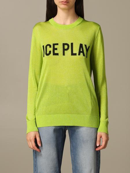 Maglia Ice Play con big logo