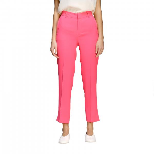Ice Play slim trousers in cady