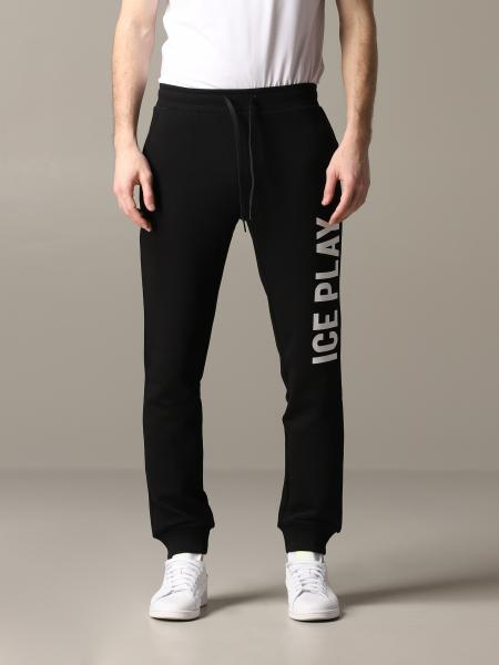 Pantalon de jogging Ice Play avec logo