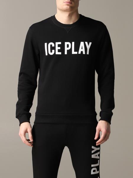 Sweatshirt homme Ice Play