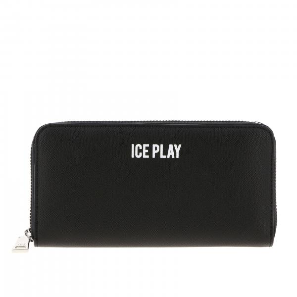 Portefeuille femme Ice Play
