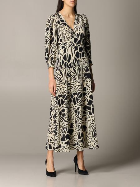 Alberta Ferretti patterned dress