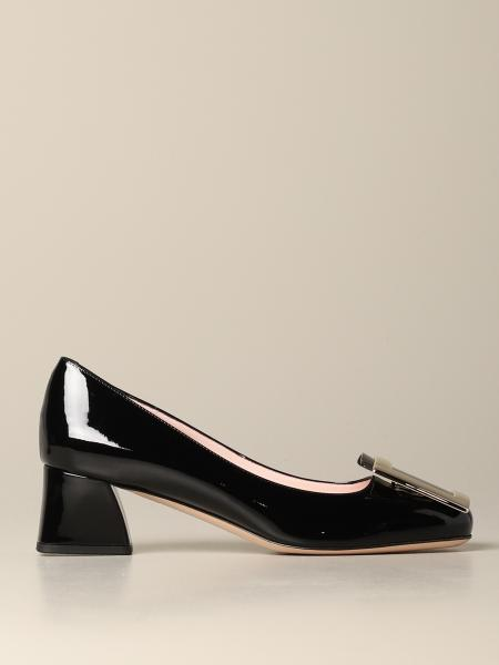 Vivier Roger Vivier Belle de jour pumps in patent leather