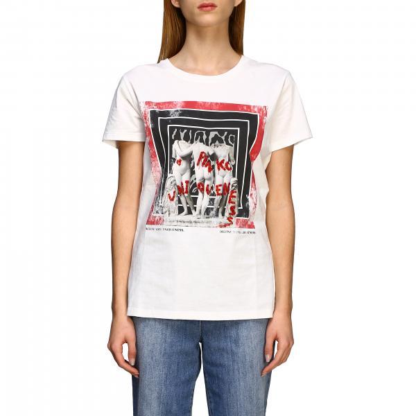 T-shirt women Pinko Uniqueness