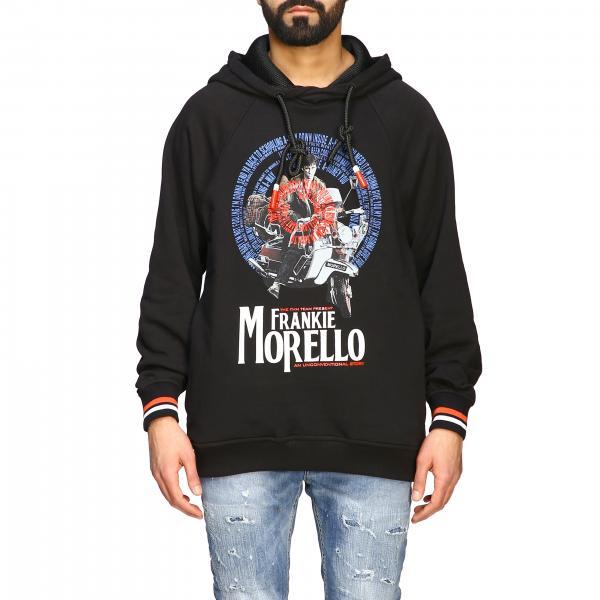 Sweatshirt herren Frankie Morello