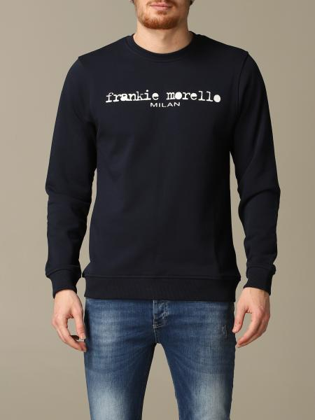 Sweatshirt homme Frankie Morello