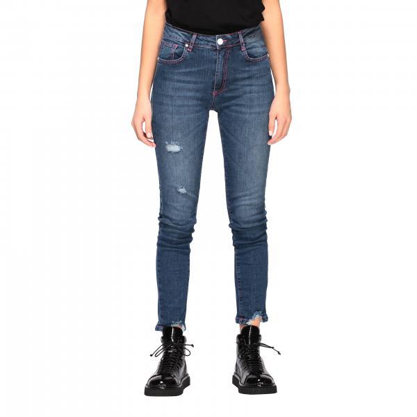 Jeans femme Frankie Morello