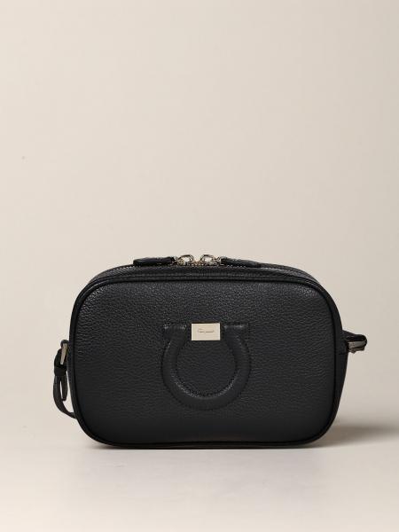 Salvatore Ferragamo city hook shoulder bag