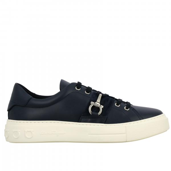 Sneakers Sultan Salvatore Ferragamo in pelle