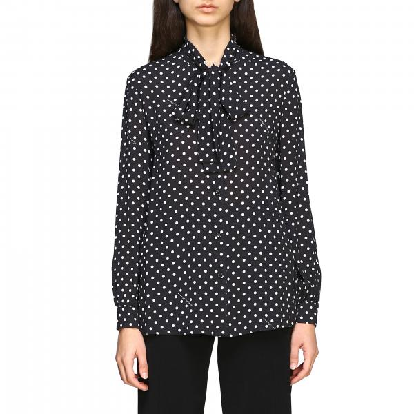 Camisa top mujer boutique moschino Boutique Moschino - Giglio.com