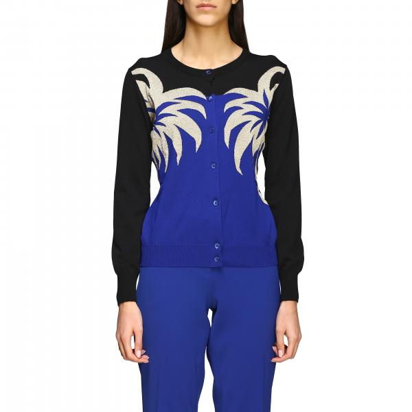 Cardigan Boutique Moschino avec palmiers