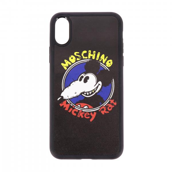 Iphone X / Xs Max Moschino Couture Capsule Chinese New Year Cover