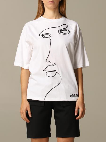 Moschino Couture 印花T恤
