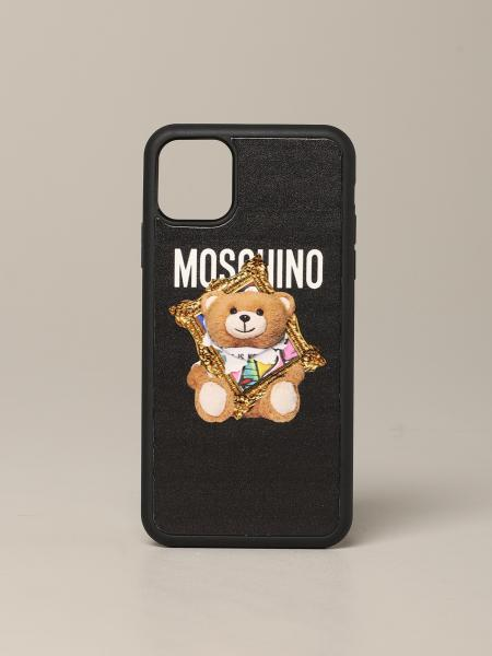 Moschino Couture teddy frame Iphone 11 max case
