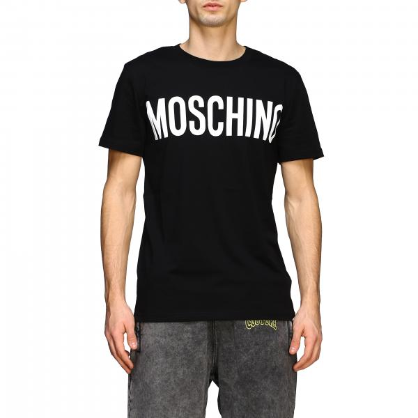 Moschino Couture short-sleeved T-shirt with logo