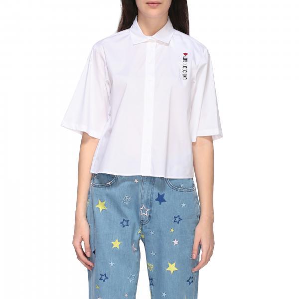 Camisa mujer Love Moschino