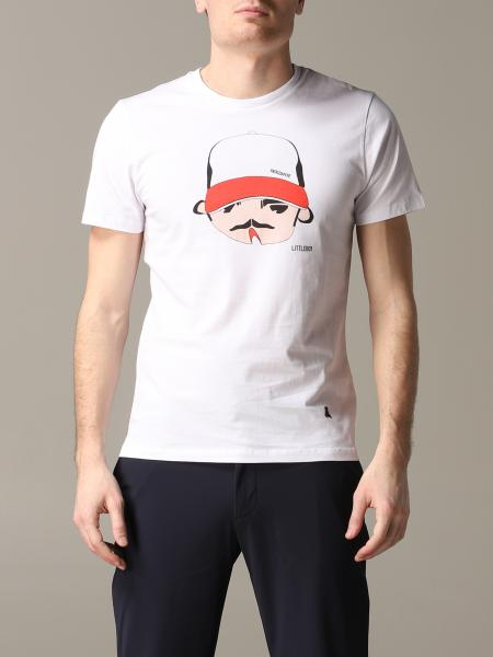 T-shirt Patrizia Pepe a maniche corte con stampa