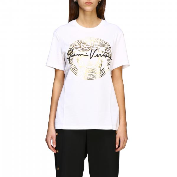 T-shirt women Versace