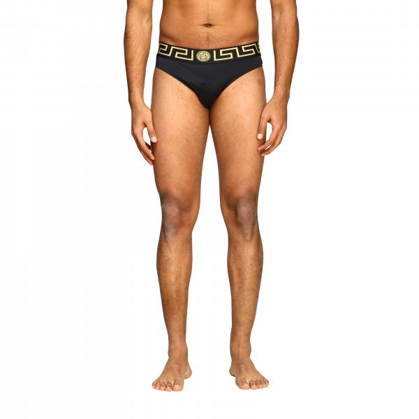 Slip Versace Underwear con testa di medusa