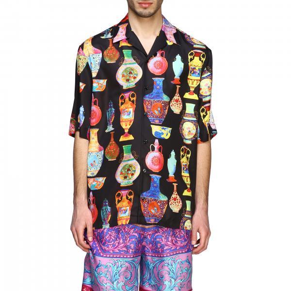 Shirt men Versace