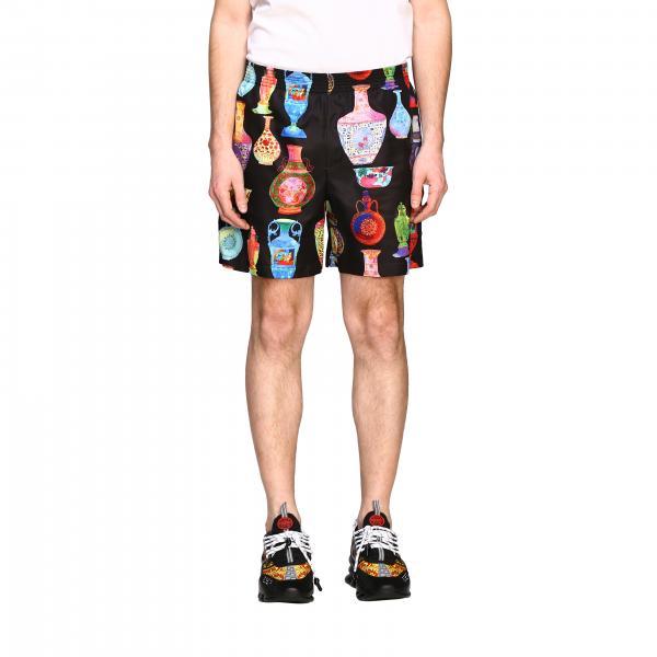 Bermuda shorts men Versace