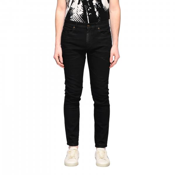 Saint Laurent Jeans aus Denim Skinny