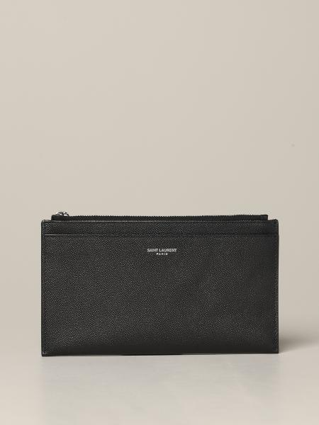 Portefeuille homme Saint Laurent