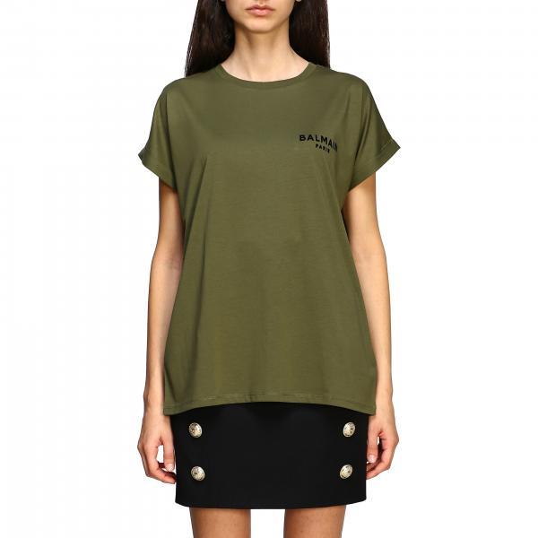 T-shirt women Balmain