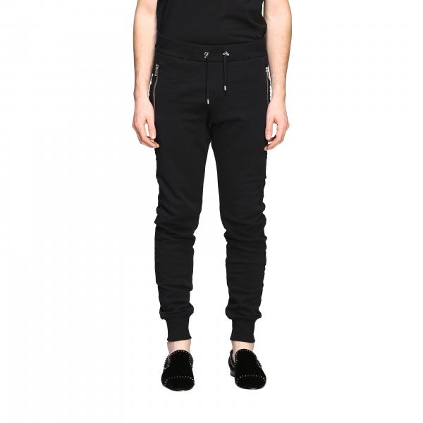 Balmain jogging trousers with zip