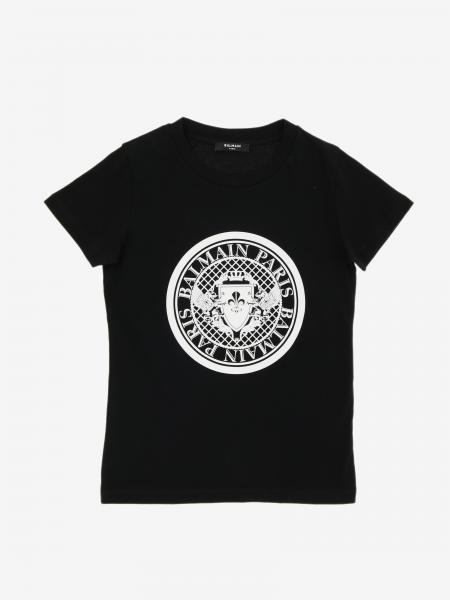 Camiseta niños Balmain