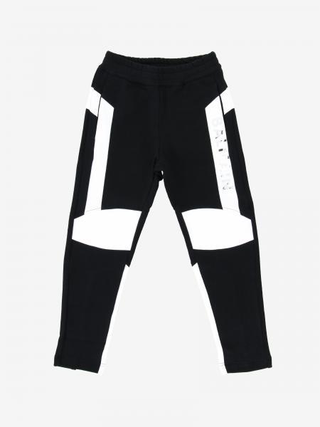 Pantalone jogging Balmain con stampe
