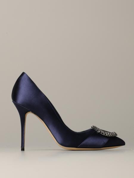 Zapatos mujer Manolo Blahnik
