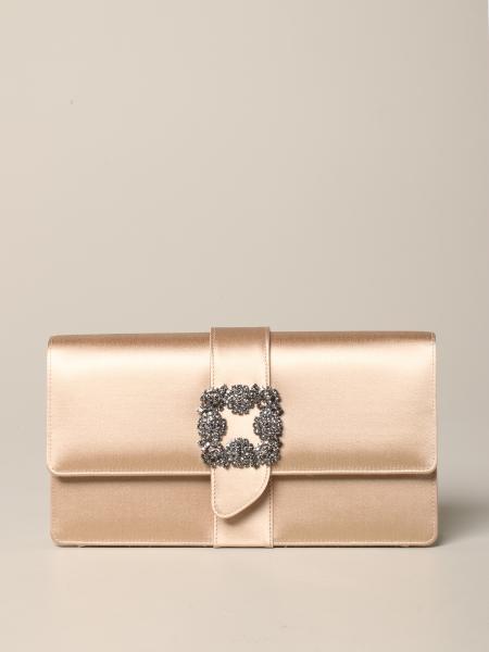 Shoulder bag women Manolo Blahnik