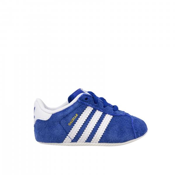 Gazelle Crib Adidas Originals sneakers in suede and leather