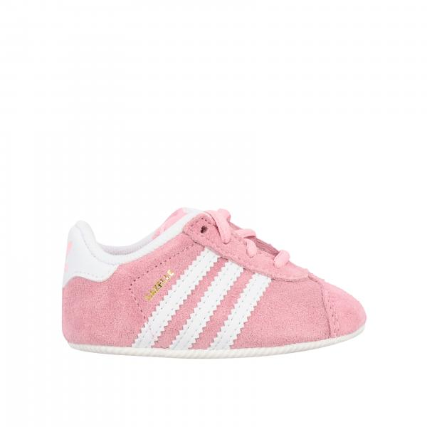 Gazelle Crib Adidas Originals Sneakers aus Wildleder und Leder