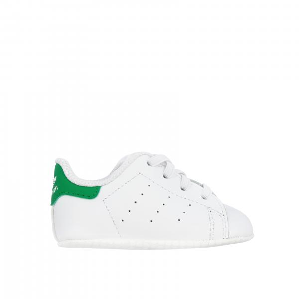 Stan smith Crib Adidas Originals leather sneakers