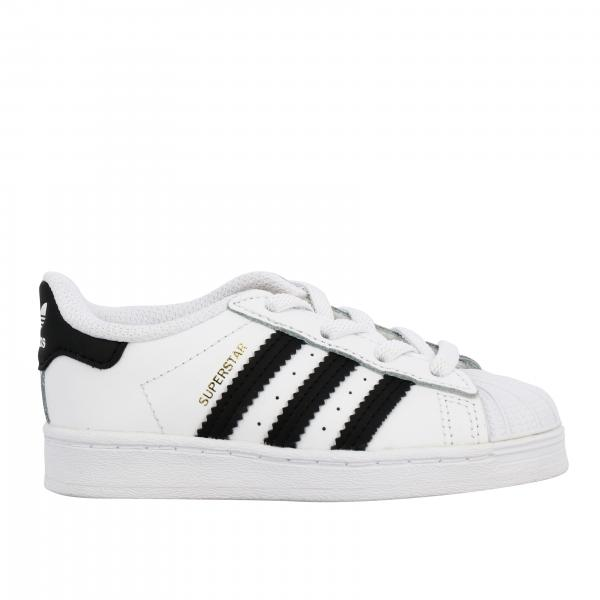 Superstar Adidas Originals Sneakers aus Leder
