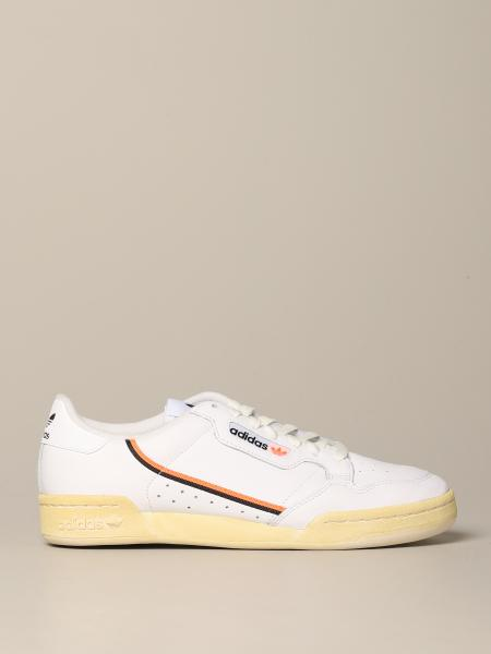 Continental 80 Adidas Originals Leder Sneakers